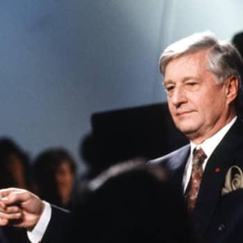 Yövieras: Mr. Euroviisu Ossi Runne ei haikaile vanhojen euroviisujen perään