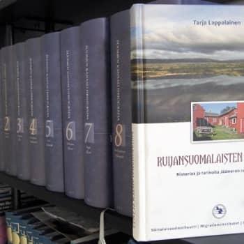 Kirjakammi: Tarja Lappalainen: Ruijansuomalaisten elämää