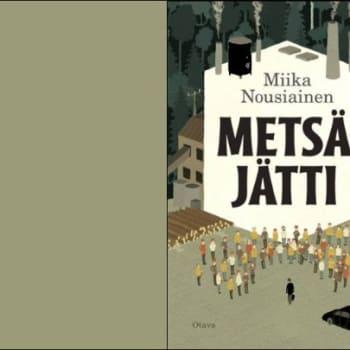 YLE Lappi: Miikka Nousiainen: Metsäjätti