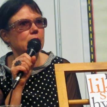 YLE Lappi: Rosa Liksom ei pölökää mithään