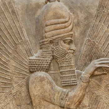 Assyrian tutkimuksen historia