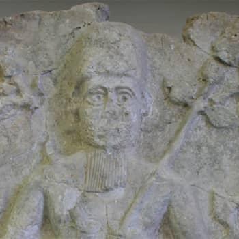 Assyrian valtionkultti.