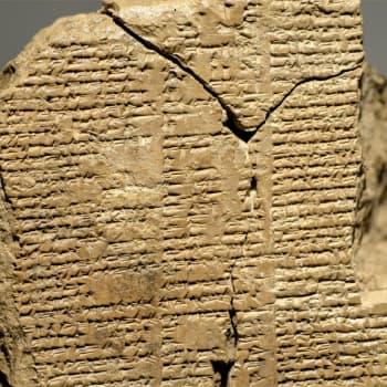 Gilgamesh-eepos.