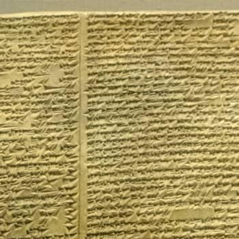 Assyrian valtionarkistot.