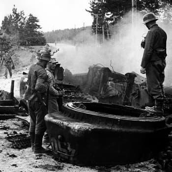 Panssarintorjujat Talin taisteluissa