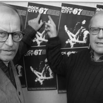 Popvuosi 1967 Antti Einiön ja Erkki Pällin kertomana
