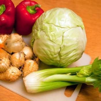 Dieetit syyniin: Ravitsemussuositusten mukainen ruokavalio