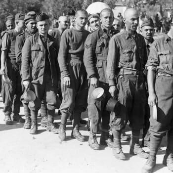 Toinen maailmansota: Lokakuu 1940