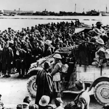 Toinen maailmansota: Helmikuu 1941