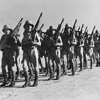 Toinen maailmansota: Tammikuu 1942