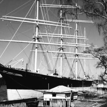 Parkkilaiva Pommern. Kalevi Kilven selostus (1949)