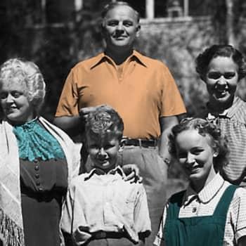 Suomisen perhe: Isä on enkeli (ote)