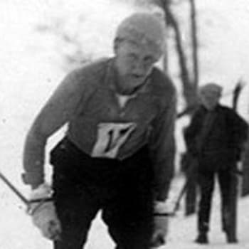 Hiihtäjäveteraani Jussi Niska (1959)