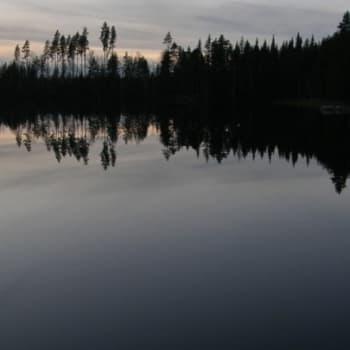 Luonto-Suomi.: Luonto-Suomen sininen hiljaisuus