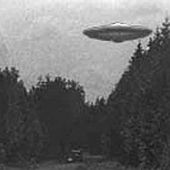 Lentävät lautaset -kerho Porvoossa (1962)