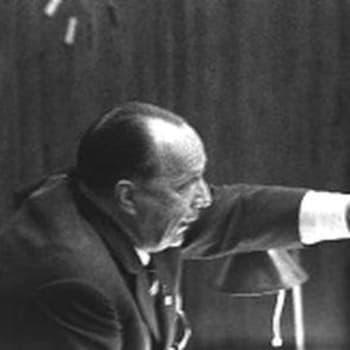 Suuri vaalikeskustelu presidentinvaaleista (1. osa) (1968)