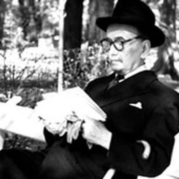 V. A. Koskenniemen 75-vuotishaastattelu