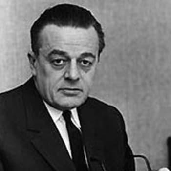 Matti Virkkunen presidenttiehdokkaana vaalitentissä (1. osa) (1968)