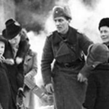 Saksalaiset evakkotiellä