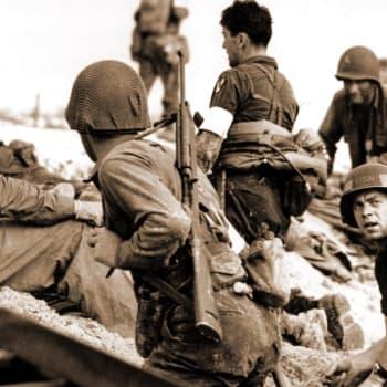 Normandian maihinnousu 1944 arkistonauhojen kertomana