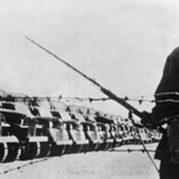 Toinen maailmansota: Maaliskuu 1941