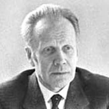 Suojelupoliisin päällikkö Armas Alhavan haastattelu (1965)