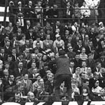 Suomi - Ruotsi yleisurheilumaaottelu (1966)