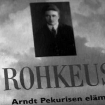 Arndt Pekurisen pasifismin tausta (1992)
