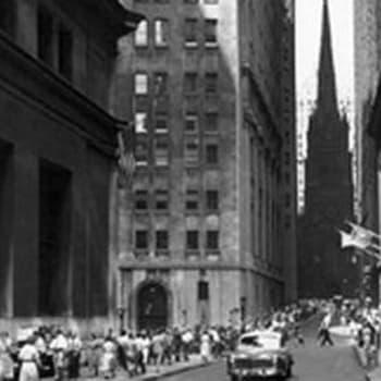 Pekan matkassa maailman ympäri. Los Angeles - New York (1957)