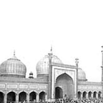 Pekan matkassa maailman ympäri: Delhi (1957)