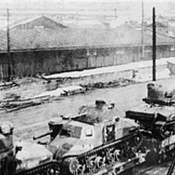 Toinen maailmansota: Lokakuu 1941