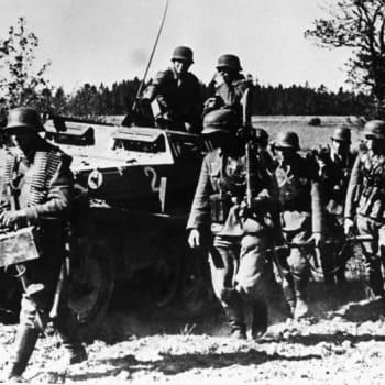 Toinen maailmansota: Saksan sotaretki alkaa (1941)