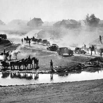 Toinen maailmansota: Elokuu 1941