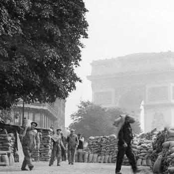 Toinen maailmansota: Kesäkuu 1940
