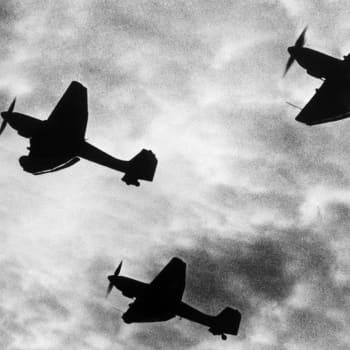 Toinen maailmansota: Toukokuu 1940