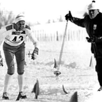 Naisten 5 km hiihto