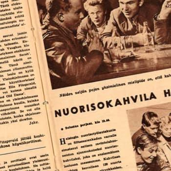 Tiistaipalaveri Haka-kerhossa (1961)