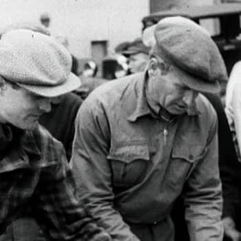 Maaottelumarssi 50 vuotta sitten (1991)