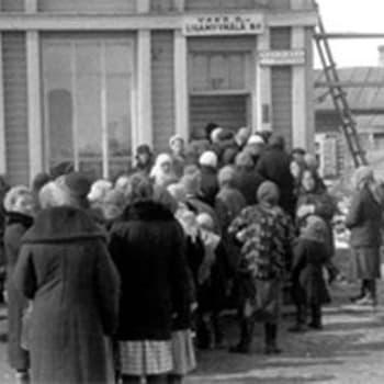 Ostoskierros 1940-luvulla (1969)