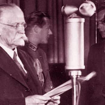 Tasavallan presidentin Kyösti Kallion itsenäisyyspäivän puhe 6.12.1939