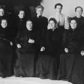 Ensimmäisen eduskunnan naiset: Alexandra Gripenberg