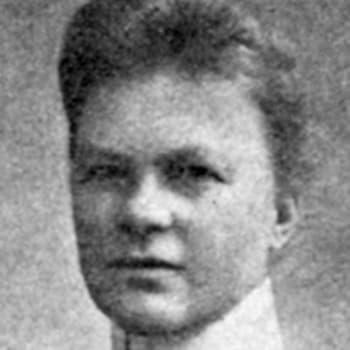 Ensimmäisen eduskunnan naiset: Hedvig Gebhard