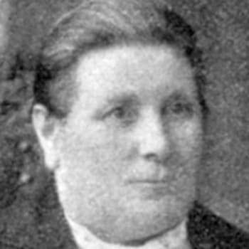 Ensimmäisen eduskunnan naiset: Lucina Hagman