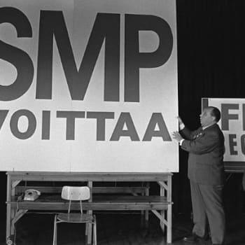 Suomalaiset puolueet: Perussuomalaiset