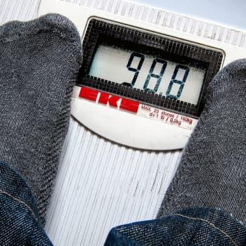 Joka neljäs poika on ylipainoinen