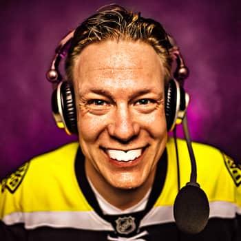 Pelaisitko KHL:ssä, jääkiekkoilija Aapeli Räsänen?