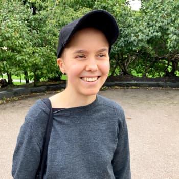 Transmies Ossian Rajala hengittää vapaammin tultuaan ulos kaapista