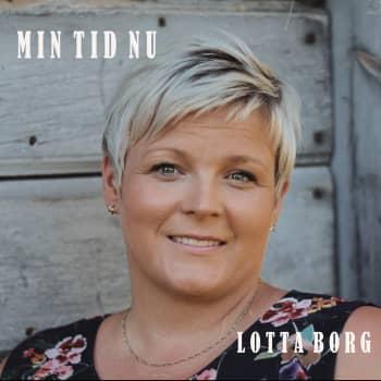 Lotta Borg ger ut fullång cd