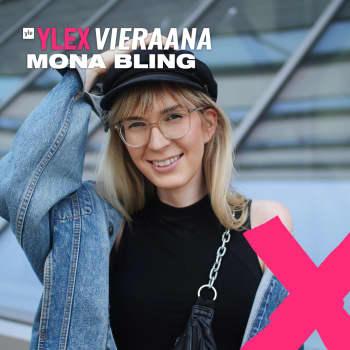 """Toimittaja Mona Bling vieraana: """"Vertaisin cismiehen näyttelemää transnaista siihen, jos valkoihoinen näyttelisi tummaihoista"""""""