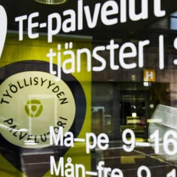 """Riittävätkö hallituksen työllisyystoimet? Juhana Vartiainen (kok): """"Työvoimapalveluissa askel oikeaan suuntaan"""""""